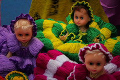 The 3 Ladies (sihite32) Tags: pink people holiday colour green girl lady toy purple outdoor beautifull colourfull