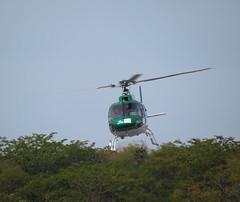 Esquilo AS350 B3 PT-HZY (Aeroporto de Montes Claros / Montes Claros Airport) Tags: esquilo as350 b3 pthzy uniair