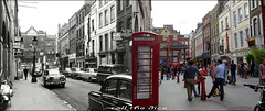 Gerrard Street`1959-2016 (roll the dice) Tags: london westminster westend soho redlight porn gay chinatown w1 wc2 sad mad funny chinese streetfurniture architecture changes collection canon tourism noodles rice pub publichouse boozer club drinking strip uk art classic urban people england local history old nostalgia retro bygone oldandnew past present hereandnow londonist shops shopping books fashion telephone booth mobile talk restaurants hsbc ladbrokes bank leonardstokes disco fun girls van clock bollards tolet flats dwelling traffic cars fifties thetemple oneills chimney lights windows