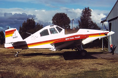 0665 (dannytanner804) Tags: ownerprivate aircraft ayres sr2t34 thrush registrationvhocrcn135dc location off airport virginia south australia date2351993