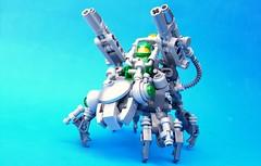 Turtle XL (Adeel Zubair) Tags: lego moc space scifi afol creation creative starwars peterreid markstafford exosuit 21109 mech hadsuit armour