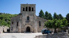 Montpezat-Sous-Bauzon, l'église roman (oras_et_marie) Tags: ardèche egliseromane églisenotredamedeprévenchère artroman montpezatsousbauzon toyota