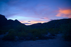 Goodnight No One (TastyPrawn) Tags: texas bigbend westtexas desert mountains bigbendranch bigbendranchstatepark bigbendstatepark sky clouds sunset