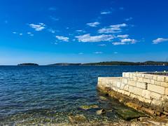 20160807-IMG_5778.jpg (yannickjacobs) Tags: 2016 august croatia hrvatska kroati rovinj coast iphone6s landscape ocean outdoor sea shore view water istarskaupanija hr