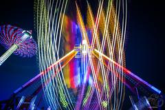 Freak Out 2016 (CJ Schmit) Tags: wwwcjschmitcom 5dmarkiii canon canon5dmarkiii cjschmit cjschmitphotography canonef1740mmf40lusm photographermilwaukee milwaukeephotographer photographerwisconsin statefair wisconsinstatefair freakout amusement rides led longexposure shutterdrag lowlight handheld milwaukee mke westallis wisconsin fair midway colors lights nightphotography amusementparkrides carnival