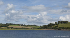 Wimbleball Lake, Exmoor (Daryl 1988) Tags: clouds sky skies landscape seascape waterscape trees exmoor contrast beauty colour hills devon north uk england nikon d2xs horizon lake water country outdoors countryside