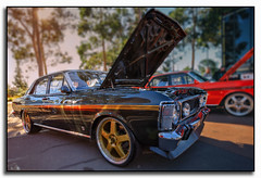 Ford Falcon (Thunder1203) Tags: canon carshow classiccars coolcars customcars maguiresmotorex meguiarsmotorex sigma topazsoftware canonaustralia