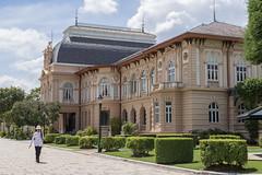 2016/07/28 10h35 Grand Palais (Phra Nakhon) (Valry Hugotte) Tags: bangkok grandpalace grandpalais palaisroyal phranakhon thailand thalande cour garde soldat krungthepmahanakhon