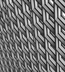 Seattle Central Library DSC03987-Edit (nianci pan) Tags: abstract seattle centrallibrary curve line pattern geometry geometric city cityscape landscape urban nianci pan sony sonyalpha dslr sonyphotographing architecture building reflection