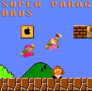 @hypesparrow busy Photoshopping #mariobros #cwispy #supermariobros #cwispypata #lasagna #bros