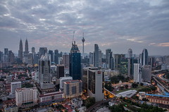 Kuala Lumpur Morningscape