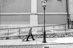 (Tom Plevnik) Tags: bnw blackandwhite candid city flickr human ljubljana monochrome nikon outdoor public people places photography road street streetphotography urban text
