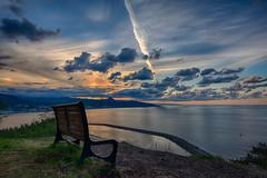 Sunset view from Giresun Castle (alizaferdalar) Tags: nikon d5200 tokina 1120mm 15mm sunset giresun castle gnbatimi giresunkalesi hdr