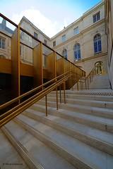Escalier Chateau de Versailles (hervekaracha) Tags: samyang14mm versailles chateaudeversailles escalier stairs nikon d610
