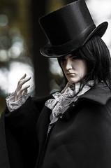 Edward Mordrake (Suliveyn) Tags: edward mordrake bjd doll lionel leekeworld leeke world