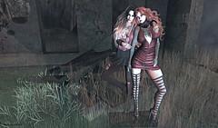 Mom  (rebeccaolivieri) Tags: secondlife mother vampires tzimisce whereidratherbe family sexyvampires noe nightoftheeldritch