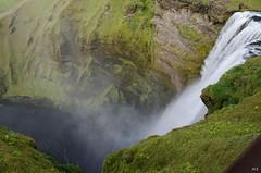 Skogafoss (Yunadetoi) Tags: islande iceland voyage paysage landscape skogar skogafoss