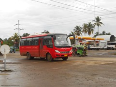 Pabama Tours 888 (Monkey D. Luffy 2) Tags: ankai bus mindanao photography philbes philippine philippines enthusiasts society