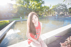 - (sm27077316) Tags: princess white       2016 10 16        me meng jyun li girl godox ad600 1635 135 canon 6d      33                      taiwan taipei ps people lr