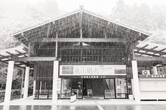 Rain Contrast (sim_limited) Tags: rain rainy nationalmuseum monochrome blackandwhite dazaifutenmangu kyushu japan pentaxart pentaxlife pentaxawards pentaxflickraward