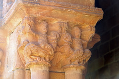 Soria_0759 (Joanbrebo) Tags: canoneos70d efs18135mmf3556is eosd autofocus spain soria castillaylen espaa church chapiteaux capitals capitel claustro cloister esglsia iglesia concatedraldesanpedro