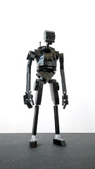 K-2SO (Alex Kelley) Tags: lego moc action figure character toy design star wars k2so robot droid