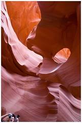 In the corner (chtimageur) Tags: page lower usa slotcanyon canon6d tamron2470 antelope canyon antelopecanyon