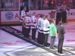 Los Angeles Kings Legends (roopez123) Tags: waynegretzky gretzky marceldionne robblake lucrobitaille luc lucky rogievachon davetaylor triplecrownline charliesimmer hockey losangeleskings sports legend legends staplescenter staples losangeles ice skates