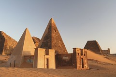Famous Meroe pyramids (kosmoswebsite) Tags: ancient antique antiquity arab arabic archeology architecture beautiful beauty burial civilization culture dawn desert dunes dusk east eastern faith funeral grave great heat heritage history islam legacy mausoleum meroe middle monument muslim outdoor outside persian pyramid religion rocks sand scenery scenic sky statue stones sudan sunny tomb tourism vault wonder