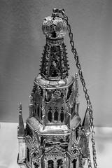 Cast Silver (noname_clark) Tags: italy rome vacation honeymoon vatican museum blackandwhite silver