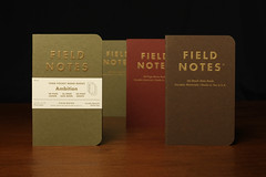 Field Notes Ambition Edition (2strokebuzz) Tags: stationery madeinusa notebooks fieldnotes datebook fieldnotesbrand memobooks