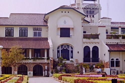 Hua Hin, Sommerhaus von König Bhumibol
