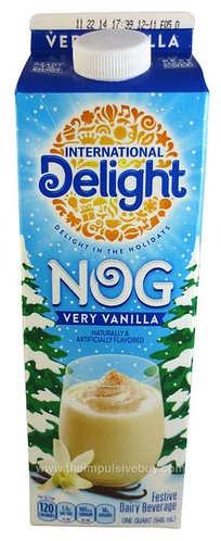International Delight Very Vanilla Nog