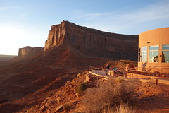 DSC05493 (tammyloh) Tags: travel family arizona sunrise az navajo monumentvalley reservation 2014 monumentvalleynavajotribalpark grandcircle