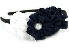 Glimpse of Malibu Blue Headband K2 P6532-1