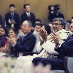 104年1月15日 馬英九總統出席2014年諾貝爾和平獎得主凱拉許‧沙提雅提(Kailash Satyarthi)臺北演講會 thumbnail
