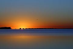 Sunset over Jones Bay.  Tiki Island, Texas.  27 November 2014 (ov.black) Tags: galveston texas tx canoneos moodygardens galvestontexas galvestontx galvestoncountytexas 1200d galvestoncountytx canoneos1200d canoneoskissx70 canoneosrebelt5 rebelt5 kissx70