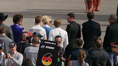 Keanu Reeves, Pamela Anderson, Nico Hulkenberg and Nico Rosberg at 2014 United States Grand Prix at Circuit of the Americas in Austin, TX (Mike Boudreaux01) Tags: austin f1 usgp formula1 pamelaanderson 2014 keanureeves cota nicorosberg unitedstatesgrandprix nicohulkenberg circuitoftheamericas