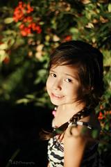 |||||||||||||||||||| (gabii_benally) Tags: trees sunset red sun fall nature grass leaves rock mom kid jump kiss berries mommy sunny flare littlegirl sunflare kidphotography portraites