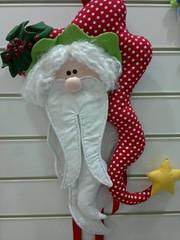 Noel trinco pora (Ka Comelli) Tags: natal artesanato noel feltro decorao tecido feitoamo