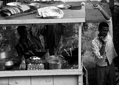 Busy? (RAVI SHARMA2010) Tags: street india man market ngc streetlife streetvendor ravisharma