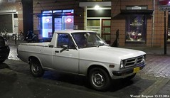 Nissan LB 120 pick up 1992 (XBXG) Tags: auto old holland classic 120 netherlands up car japan vintage asian japanese automobile nissan nederland pickup voiture 1992 pick lb paysbas japon hilversum ancienne asiatique japonaise lb120 sidecode8 6vzg27