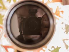 Coffee (Jacob_Edwards) Tags: reflection coffee olympus mug zuiko 25mm mirrorless omdem5