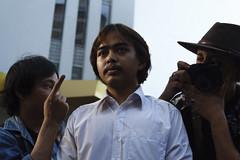 20150214-เลือกตั้งที่ลัก -47 (Sora_Wong69) Tags: people thailand bangkok protest police liberalism activist politic assembly coupdetat nonviolenceaction supportelection
