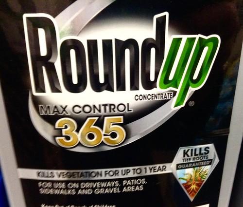 Monsanto's Roundup Kills
