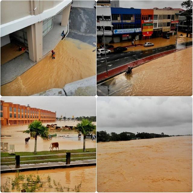 Last Night event, the Xmas day.🙏  #Hope #prayforpantaitimur #KotaBharu #Flood #malaysia #Kelantan #Monsoon   Image created with #Snapseed