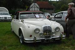 HLJ111D 2.5 Litre Daimler V8 Convertible Conversion (Pete Edgeler) Tags: conversion convertible 25 v8 daimler litre hlh111d