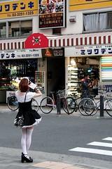 Tokyo - Akihabara (*maya*) Tags: urban streets anime girl japan tokyo store cosplay manga videogames electronics shoppingmall akihabara cosplayer otaku akiba maid giappone japanesegirl streetfashion 秋葉原 japanesefashion streetstyle akihabaraelectrictown maidcafé