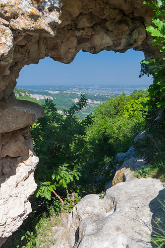 The View From Mangup-Kale