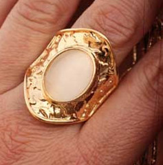 5th Avenue Gold Ring K2 P4316-4
